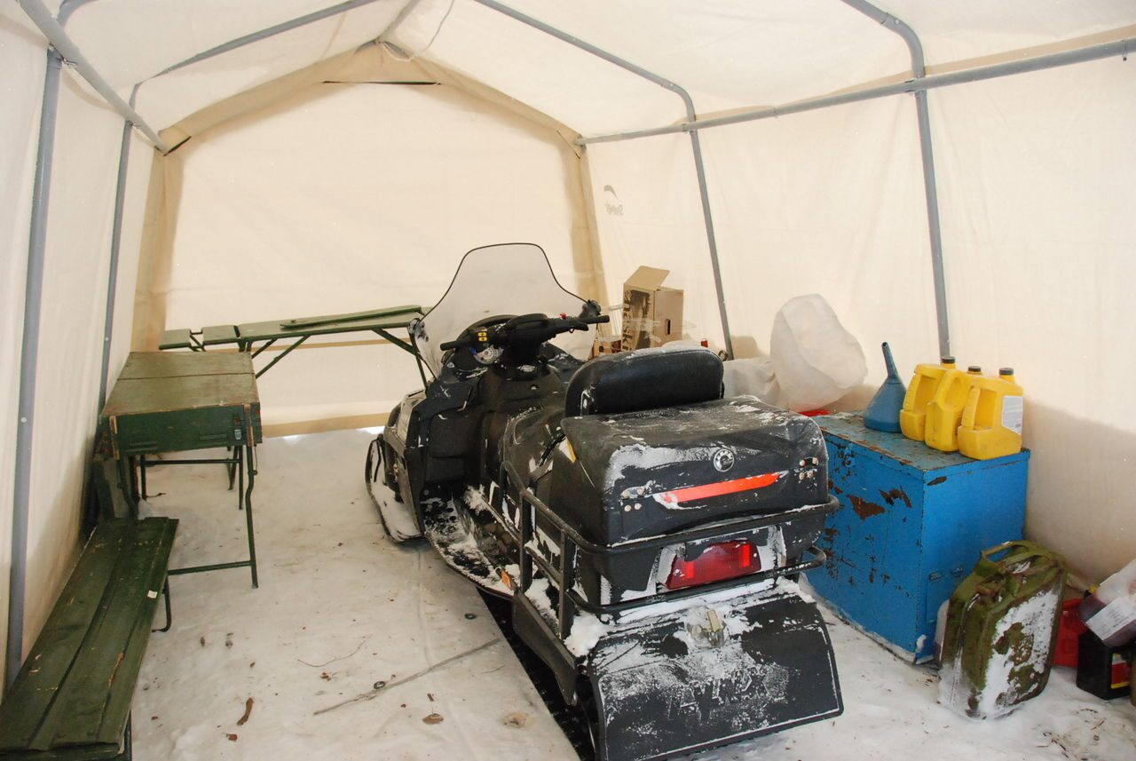 Тент гараж для автомобиля своими руками 21